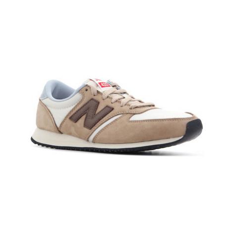 New Balance U420BBG men's Shoes (Trainers) in Multicolour