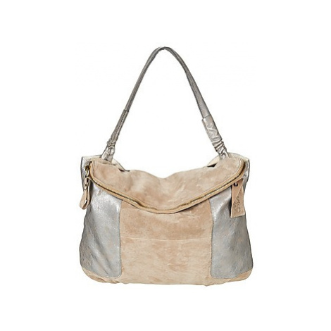 Airstep / A.S.98 TALINOUTI women's Shoulder Bag in Beige