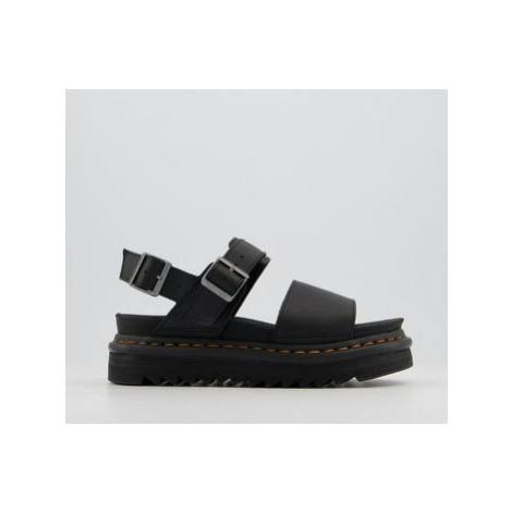 Dr. Martens Voss Sandals BLACK YS Dr Martens