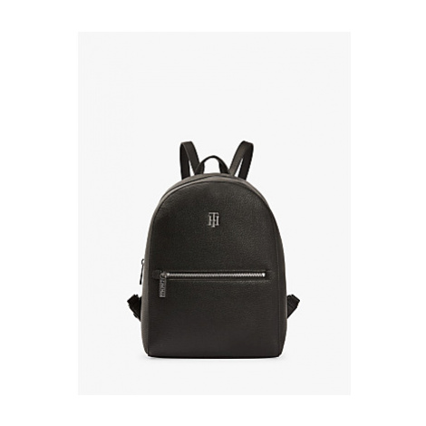 Tommy Hilfiger Essence Mongram Logo Backpack, Black