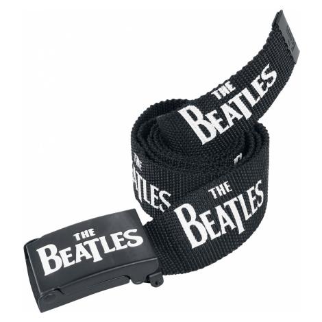 The Beatles - Logo - Gürtel - Belts - black