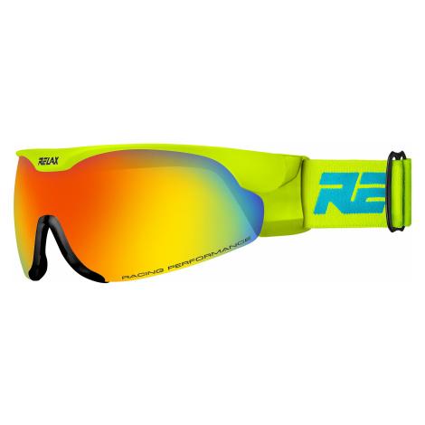 glasses Relax Cross - HTG34O/Matte Yellow/Bronze/Inferno Platinum