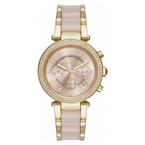 Ladies Michael Kors PARKER Chronograph Watch MK6326