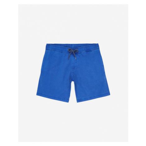 Blue boys' sports shorts