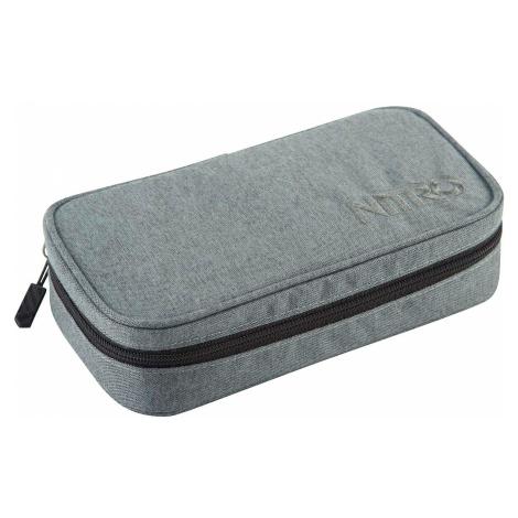 pencil case Nitro Pencil Case XL - Black Noise