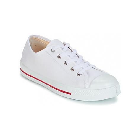 Yurban DEOLIBO women's Shoes (Trainers) in White