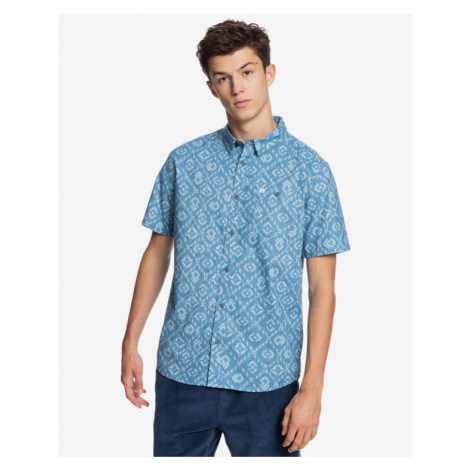 Quiksilver Baja Blues Shirt Blue
