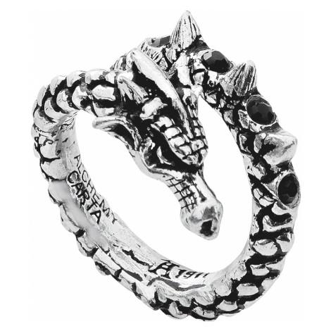 Alchemy Gothic - Vis Viva - Ring - silver-coloured