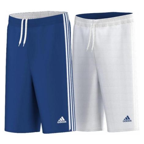 adidas Y TEAM REV SHO white - Kids' basketball shorts