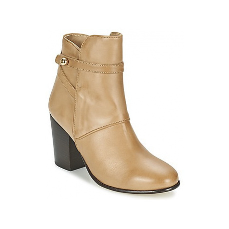 Paul Joe MOLLY women's Mid Boots in Beige Paul & Joe