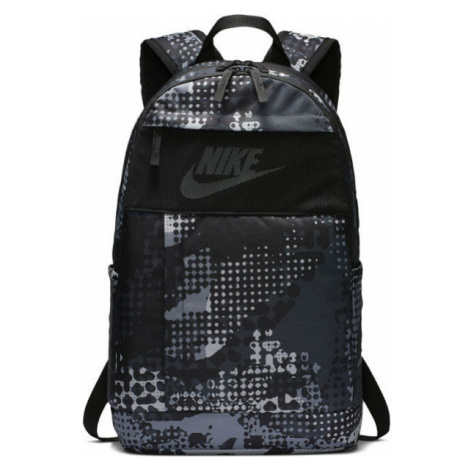 Nike ELEMENT BACKPACK 2.0 AOP black - Backpack