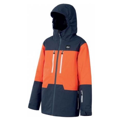 Picture PRODEN orange - Winter jacket
