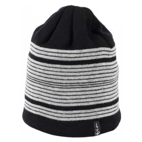 Finmark WINTER HAT white - Knitted winter hat