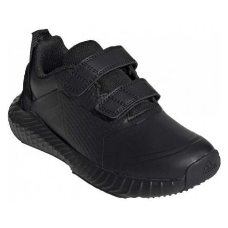 adidas FORTAGYM CF K black - Kids' indoor shoes