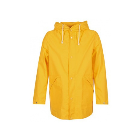 Loreak Mendian BUSTI women's Parka in Yellow