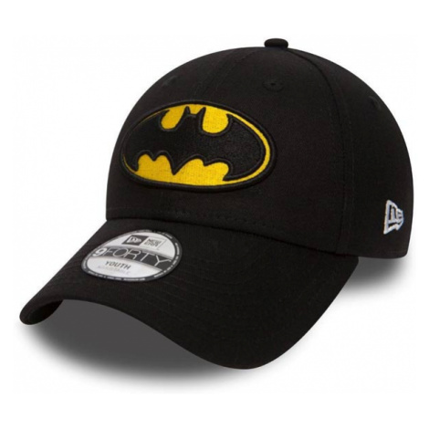 Kids New Era 9Forty Child Essential Batman Black Yellow