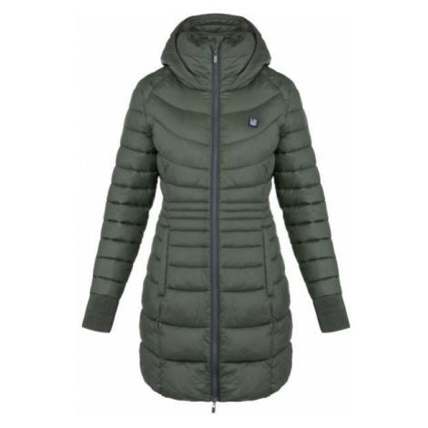 Loap JESNA green - Women's winter coat