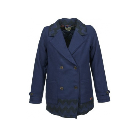 Roxy MOONLIGHT JACKET women's Coat in Blue