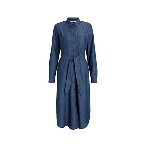 Numph Brinsley Shirt Dress, Moonlight Nümph