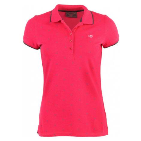 Willard MELA pink - Women's polo shirt