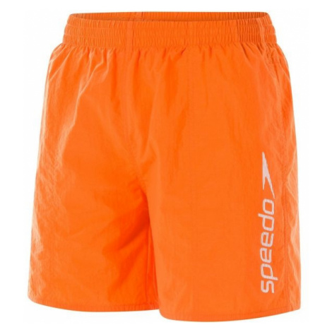 Speedo SCOPE 16 WATERSHORT orange - Men's swimming shorts