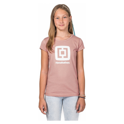 T-shirt Horsefeathers Daphne - Silver Pink