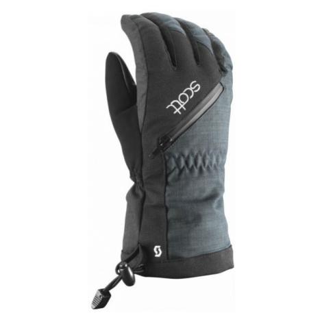 Scott ULTIMATE PREMIUM GTX W black - Women's ski gloves