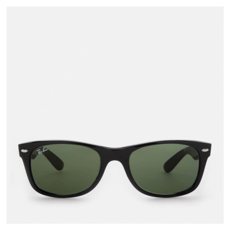 Ray-Ban Men's New Wayfarer Sunglasses - Black