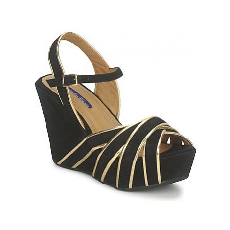 Atelier Voisin FACTOR women's Sandals in Black
