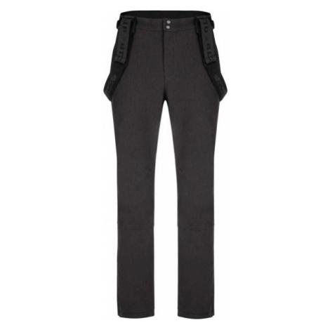 Loap LYENER gray - Men's softshell pants
