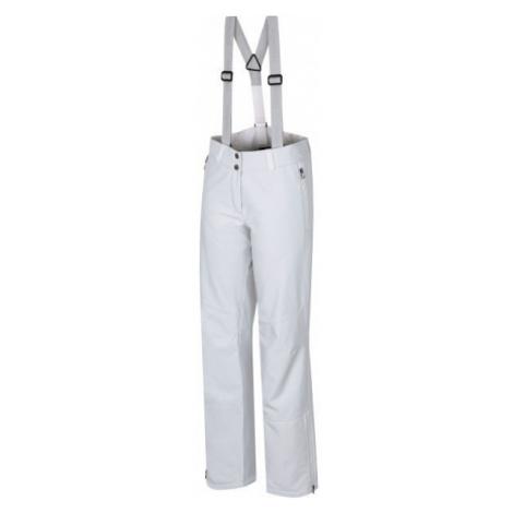 Hannah KENTA white - Women's ski softshell pants