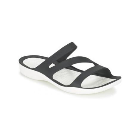 Crocs SWIFTWATER SANDAL W women's Sandals in Black