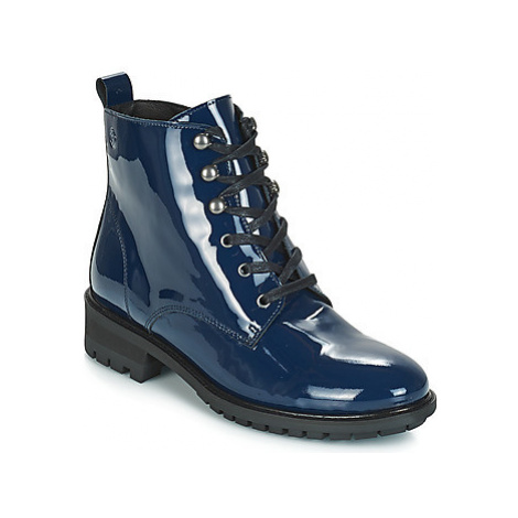 Betty London HILDIE women's Mid Boots in Blue
