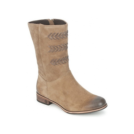 UGG CAILYN women's High Boots in Brown