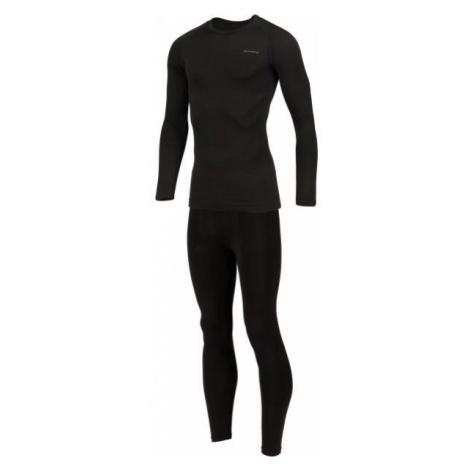 Arcore FABIAN black - Men's functional seamless underwear