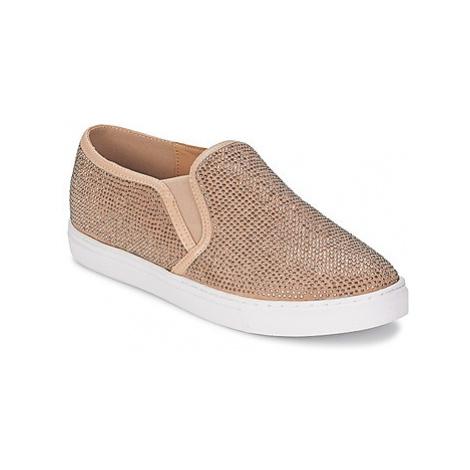 Dune London LITZIE women's Slip-ons (Shoes) in Beige