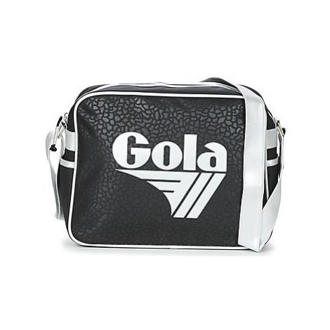 Gola REDFORD FRACTURE men's Messenger bag in Black