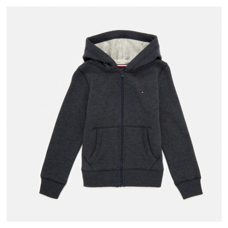Tommy Kids Boys' Essential Zip Up Hoody - Sky Captain Tommy Hilfiger