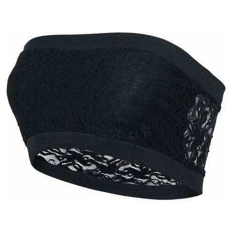 Black Premium by EMP - I'm Free - Girls Bandeau Top - black