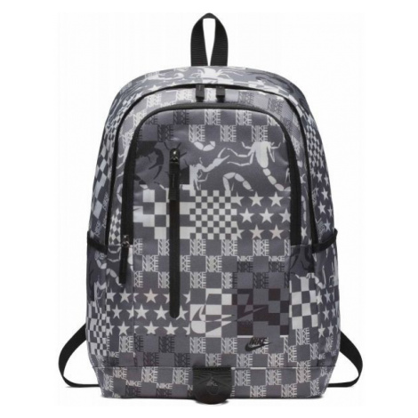 Nike ALL ACESS SOLEDAY PRINT gray - City backpack