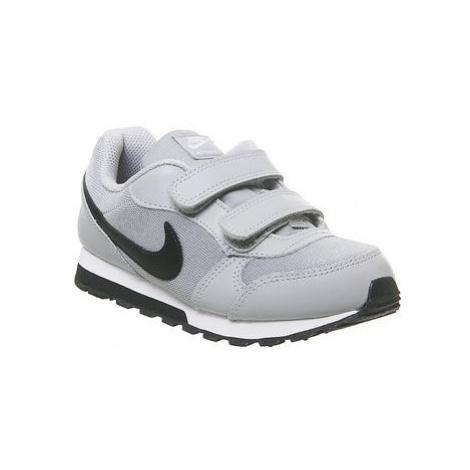 Nike Md Runner Ps WOLF GREY BLACK