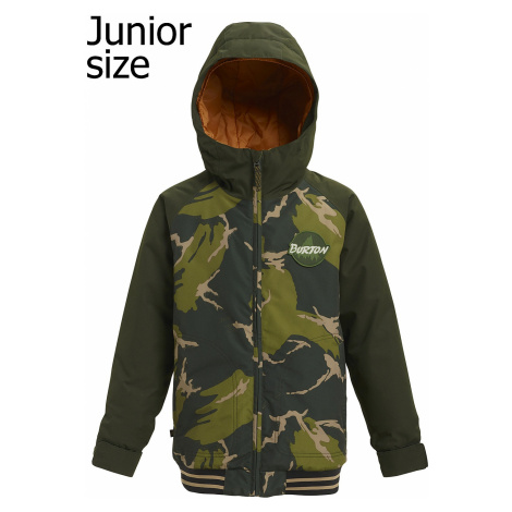 jacket Burton Game Day - Mtn Camo/Resin - boy´s