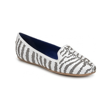 Roberto Cavalli TPS648 women's Loafers / Casual Shoes in White