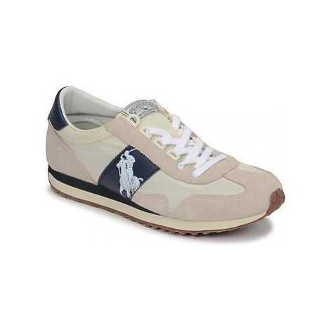 Polo Ralph Lauren TRAIN 90 men's Shoes (Trainers) in White