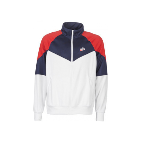 Nike M NSW HE WR JKT PK men's Tracksuit jacket in Multicolour
