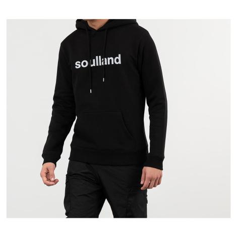 Soulland Googie Hoodie Black