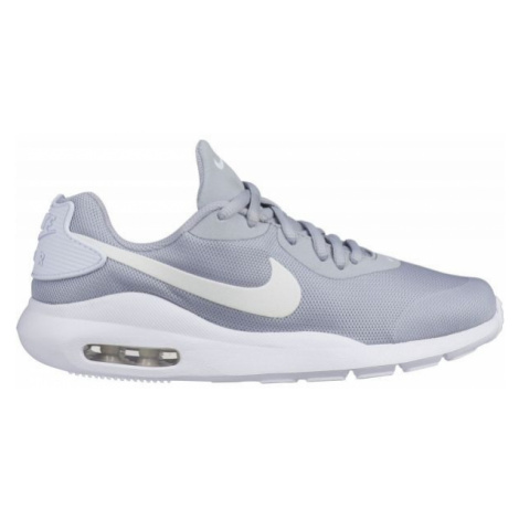 Nike AIR MAX OKETO grey - Kids' Walking Shoes