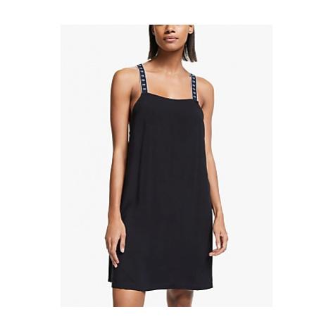 Calvin Klein Cross Back Dress, Black