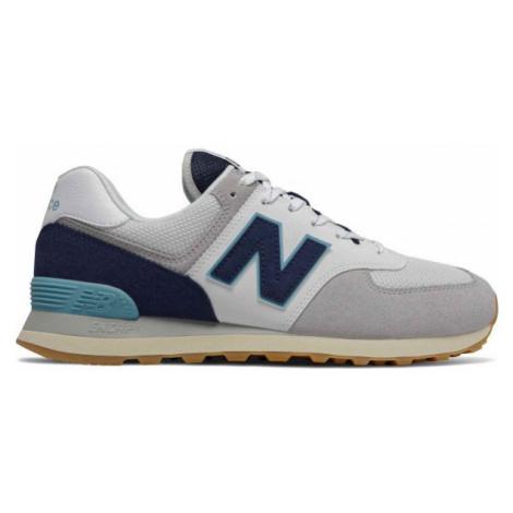 New Balance ML574 grey - Men's Leisure Shoes