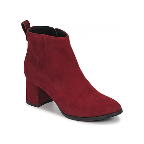 Tamaris JOVANA women's Low Ankle Boots in Red